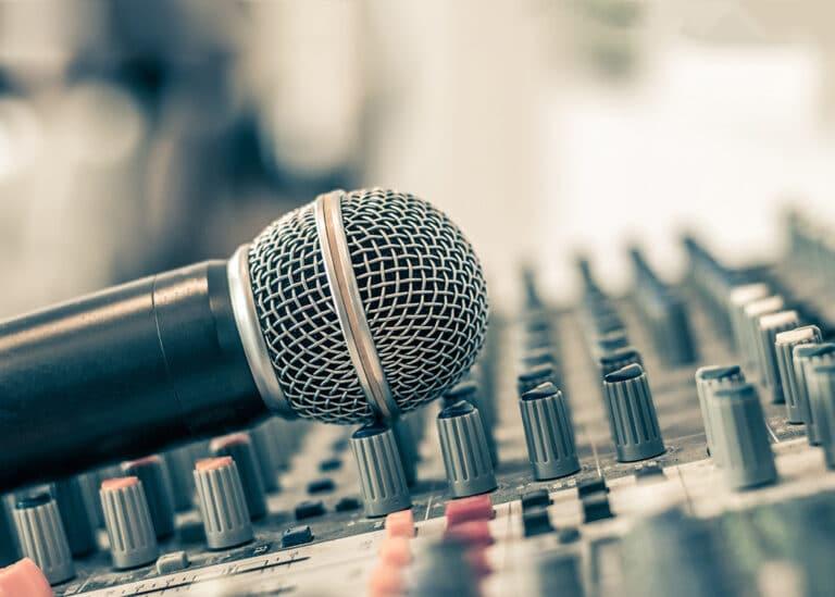 event production - live events