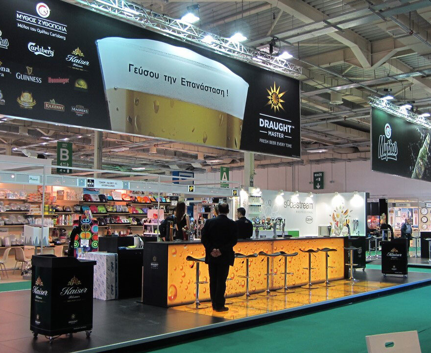 Trade shows and promotion